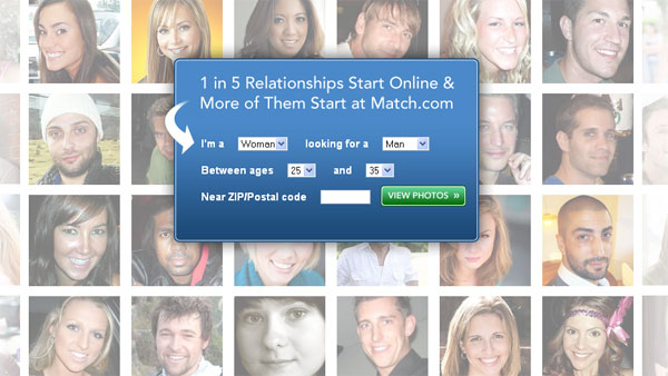 Find email address linked to dating sites