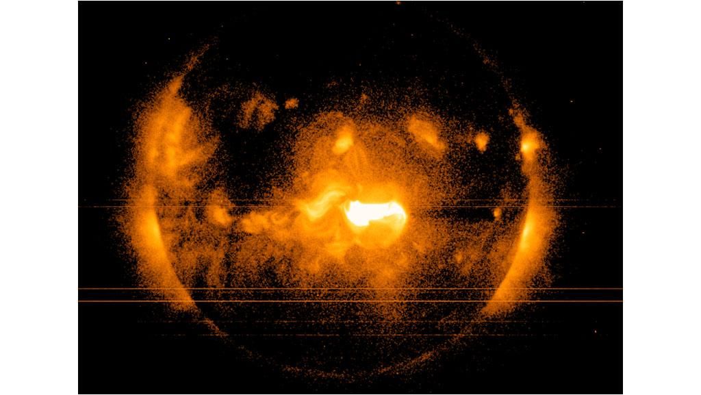 solar storm set to reach earth thursday - photo #22
