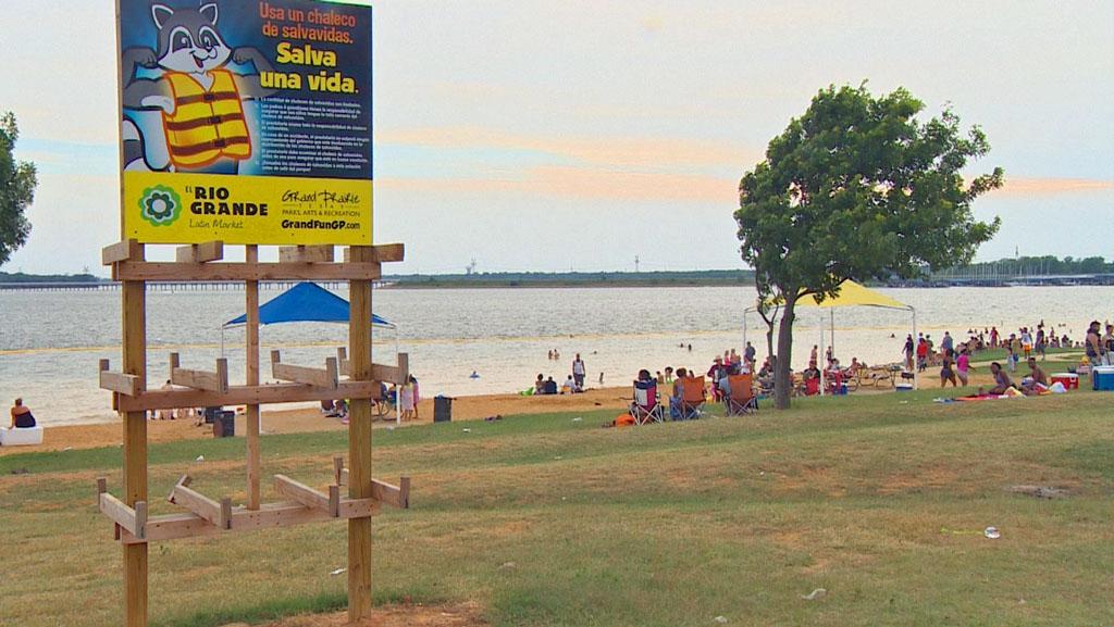 Child Drowns At Joe Pool Lake