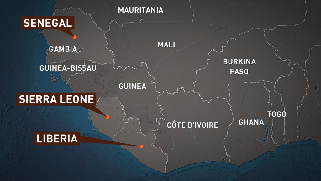 West Africa Now Deadly Ever in West Africa