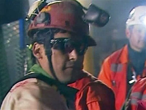 Photos: Chilean miners rescued