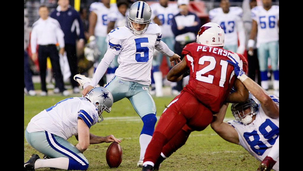 Upset in Arizona: Cowboys lose in OT
