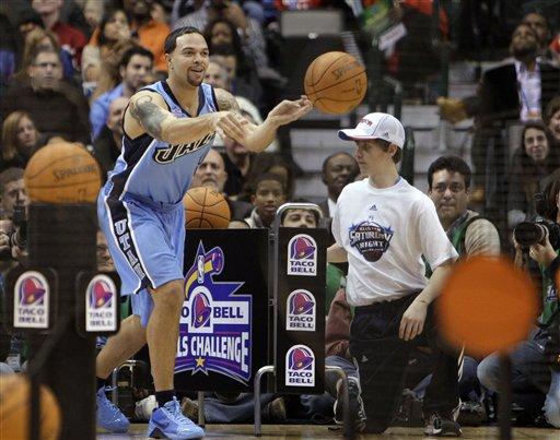 Photos: NBA All-Star Saturday night