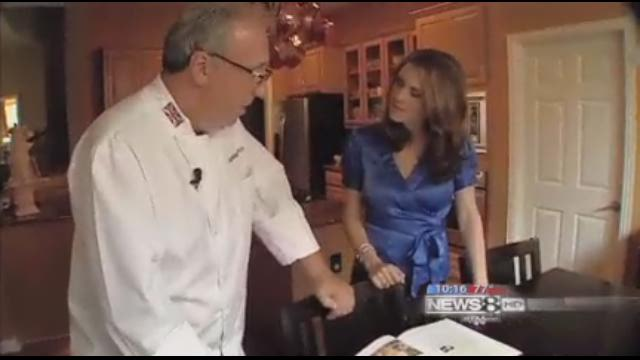 North Texas chef shares memories, role in royal wedding