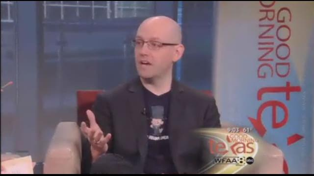 His labor of love! Author Brad Meltzer's heroic read