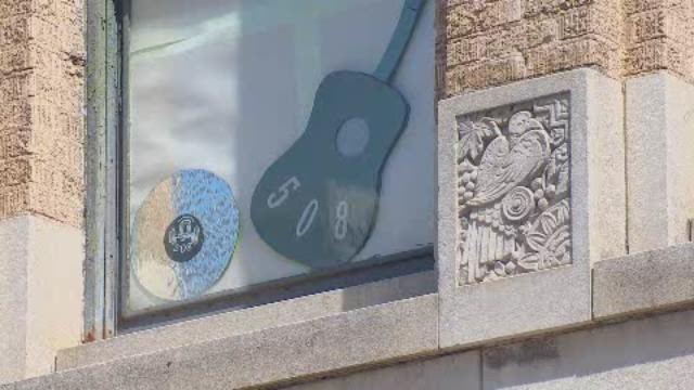 New life for abandoned Dallas building with rich musical history