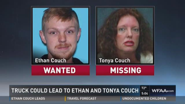 Search continues for 'affluenza' teen, his mom