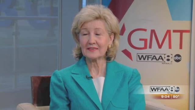 Sen Kay Bailey Hutchison Honors Women Who Helped Shape Texas