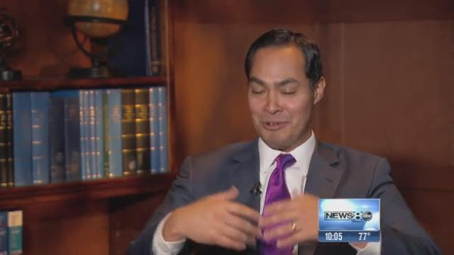Reports: San Antonio mayor is Obama's choice for HUD