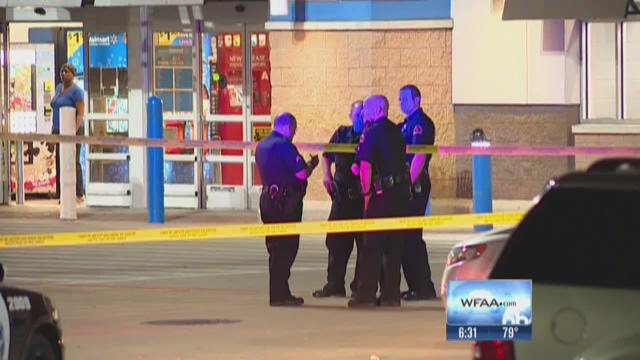 DPD: Officer shoots gunman in Dallas