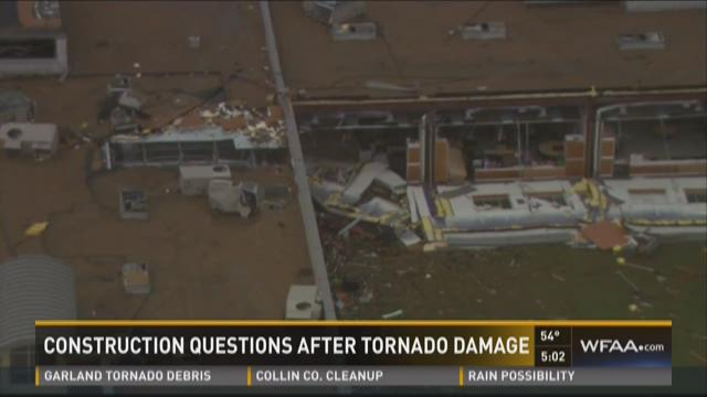 Firm defends construction of school damaged in tornado for Construction suite online