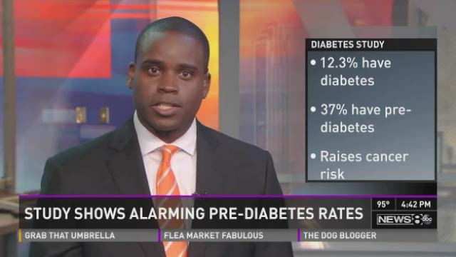 Registered dietitian Ginny Ives joined News 8 at 4 Wednesday to talk about America's diabetes problem and how to prevent the disease in your family and loved ones.