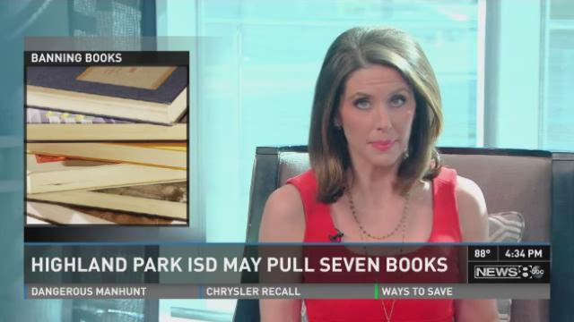 Book blogger discusses potential HPISD ban