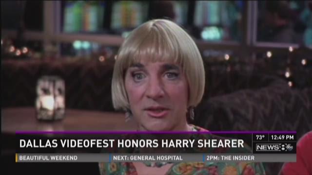 Dallas VideoFest honors Harry Shearer