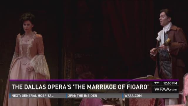 """Dallas Opera presents """"The Marriage of Figaro"""""""