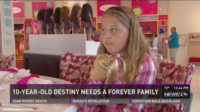Wednesday's Child: Destiny