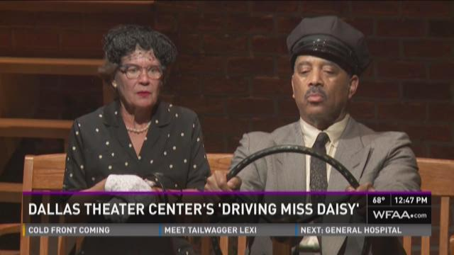 'Driving Miss Daisy' hits Dallas stage