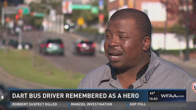 DART bus driver leaves legacy of caring
