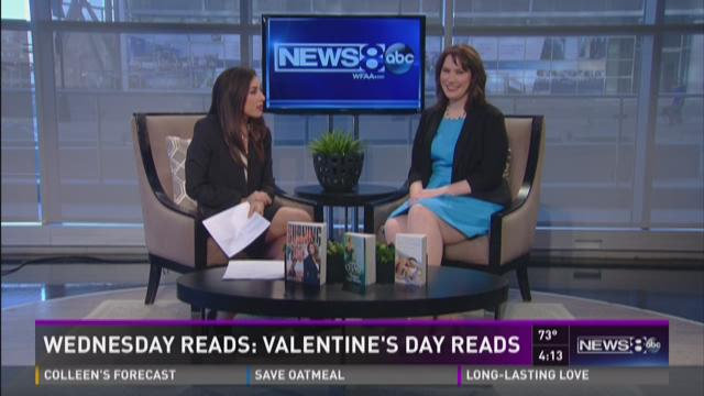 Wednesday Reads: Books for your Valentine