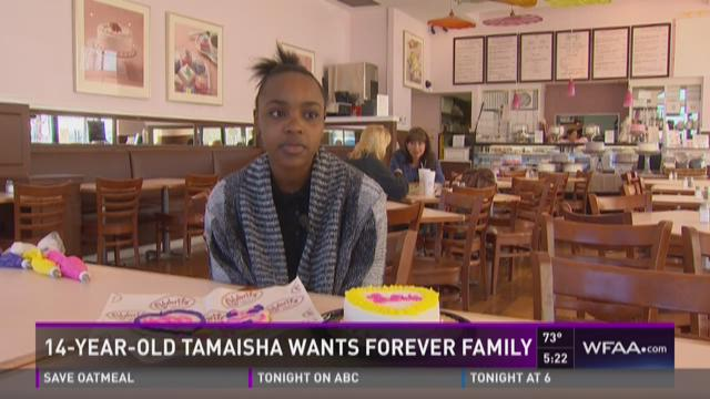 Wednesday's Child: Tamaisha