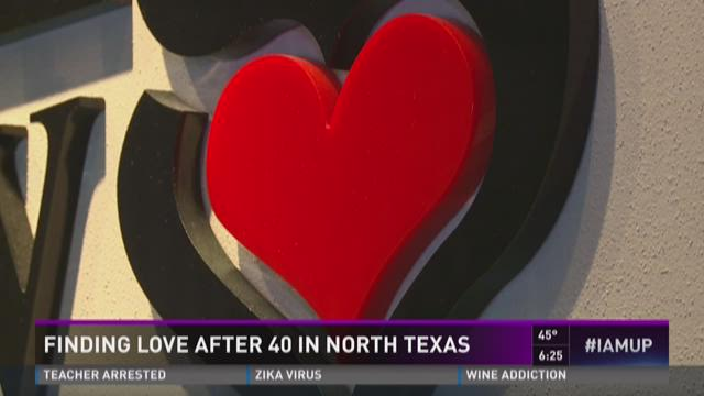 Finding love after 40 in North Texas