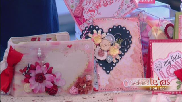 Special Hand Made Valentine's Day Cards