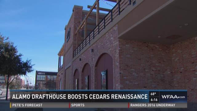 Alamo Drafthouse boosts Cedars Renaissance