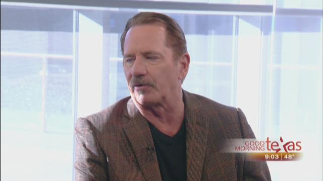 Tom Wopat aka Luke Duke stops by GMT