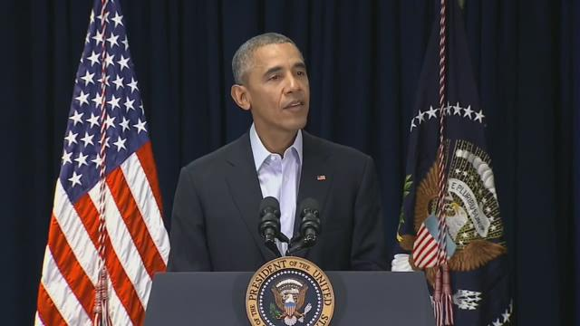 REPLAY: Obama speaks on the passing of Justice Scalia