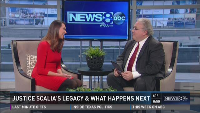 Justice Scalia's legacy