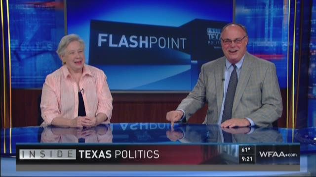 Inside Texas Politics: Flashpoint