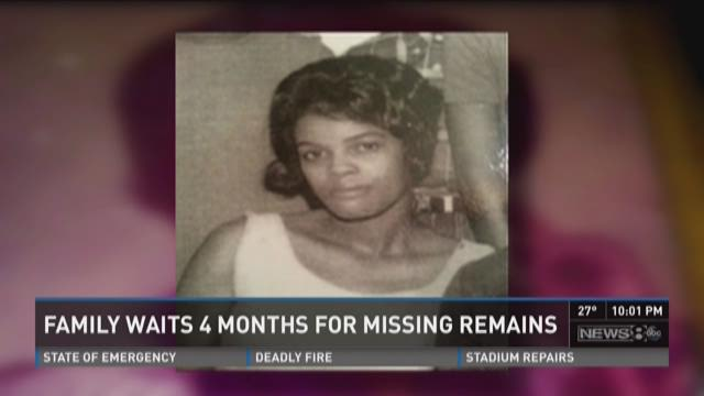 Aundrea Jones died in February, 2014. Ten months later, her daughters were still waiting to receive her ashes.