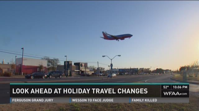 Busiest travel season in 7 years?