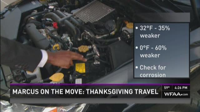 Marcus on the Move: Thanksgiving Travel