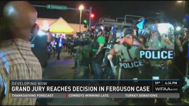 Mothers Against Police Brutality on Ferguson case