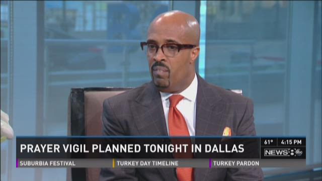 Pastor discusses reasons behind Dallas police protest