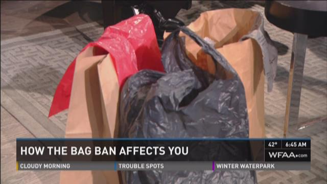 How Dallas' bag ban will affect you