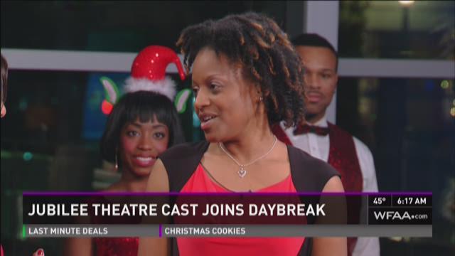 Jubilee Theatre cast joins Daybreak