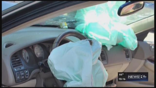 Deadly defect: Takata airbags
