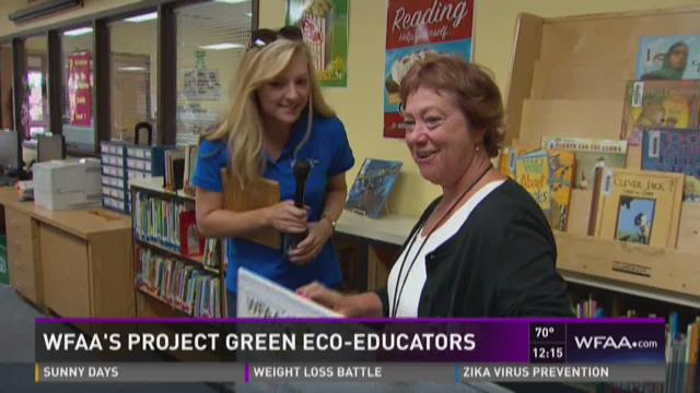 Project Green: Kim Jordan of Mesquite