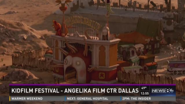 KidFilm Festival comes to Dallas