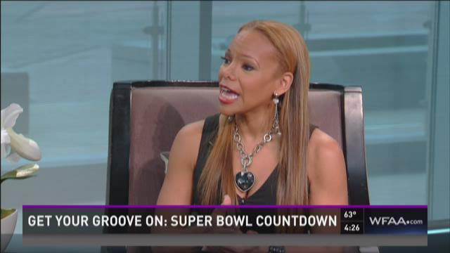 Get Your Groove On: Super Bowl countdown