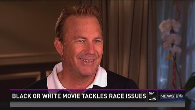 'Black or White' tackles races issues