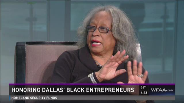 Publisher of 'The Dallas Examiner' talks to News 8