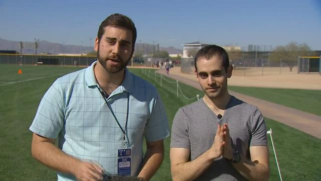 Sports Flash: Spring Training special