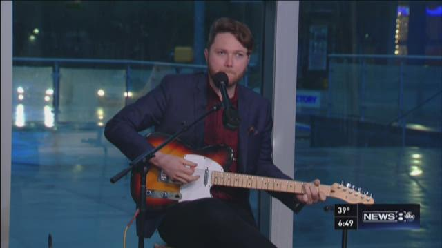 Local musician Luke Wade speaks about historic concert