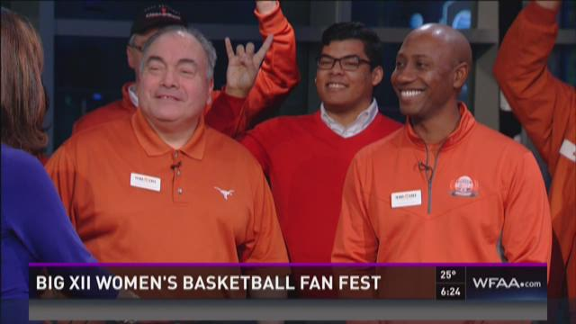 Big XII Women's Basketball Fan Fest