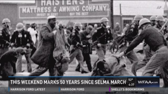 Selma: Then and Now
