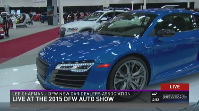DFW Auto Show: Smart phones change car buying
