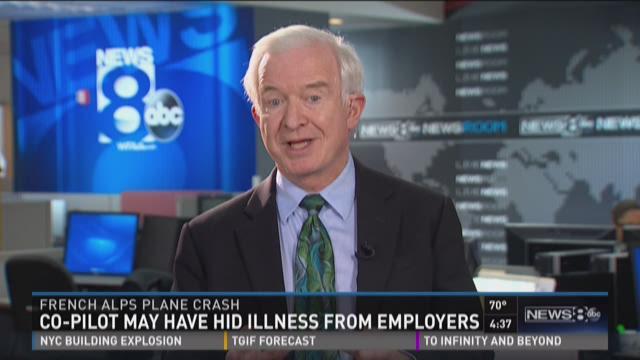 Aviation expert discusses French Alps plane crash